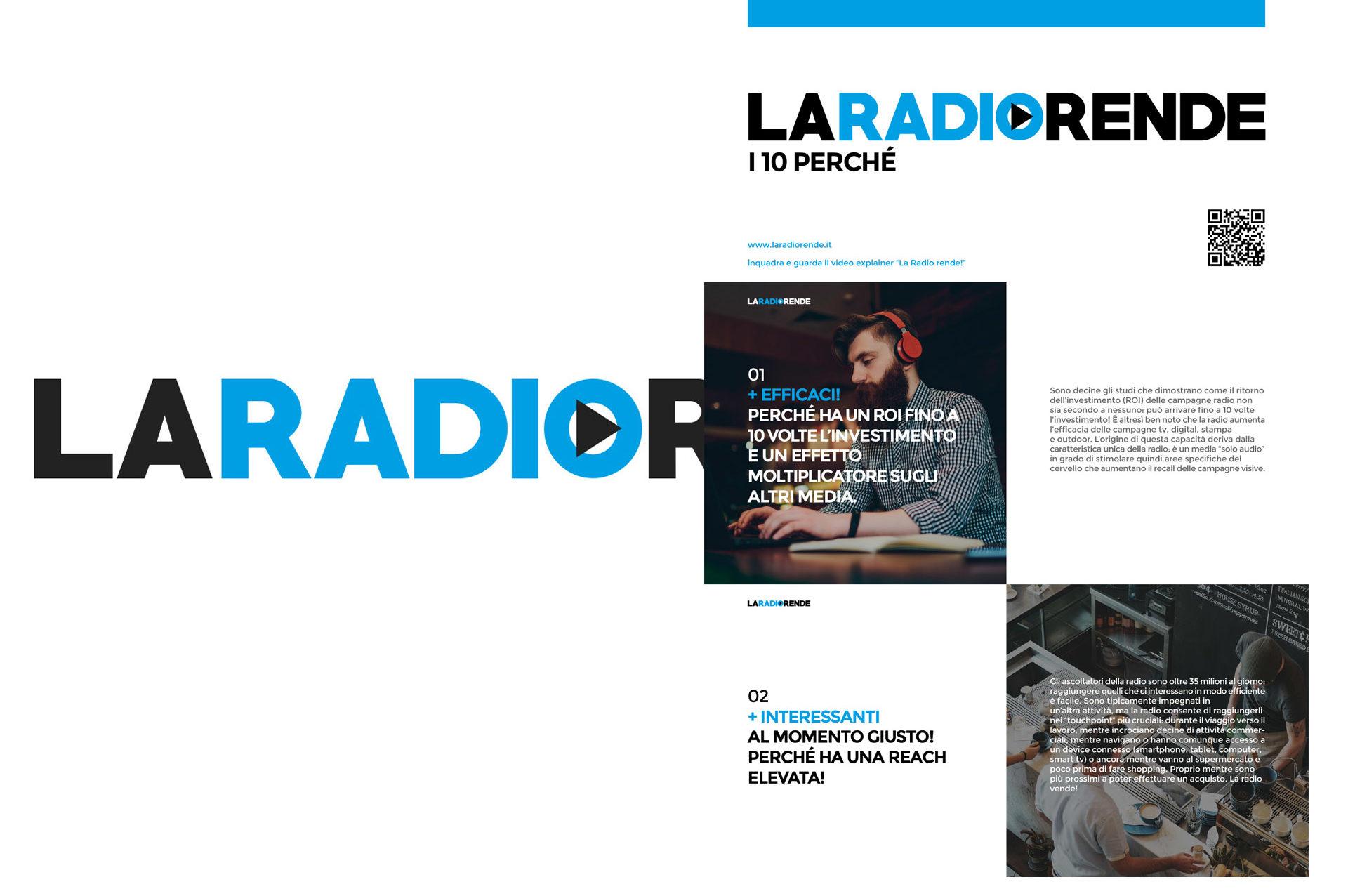 La Radio Rende logo 2