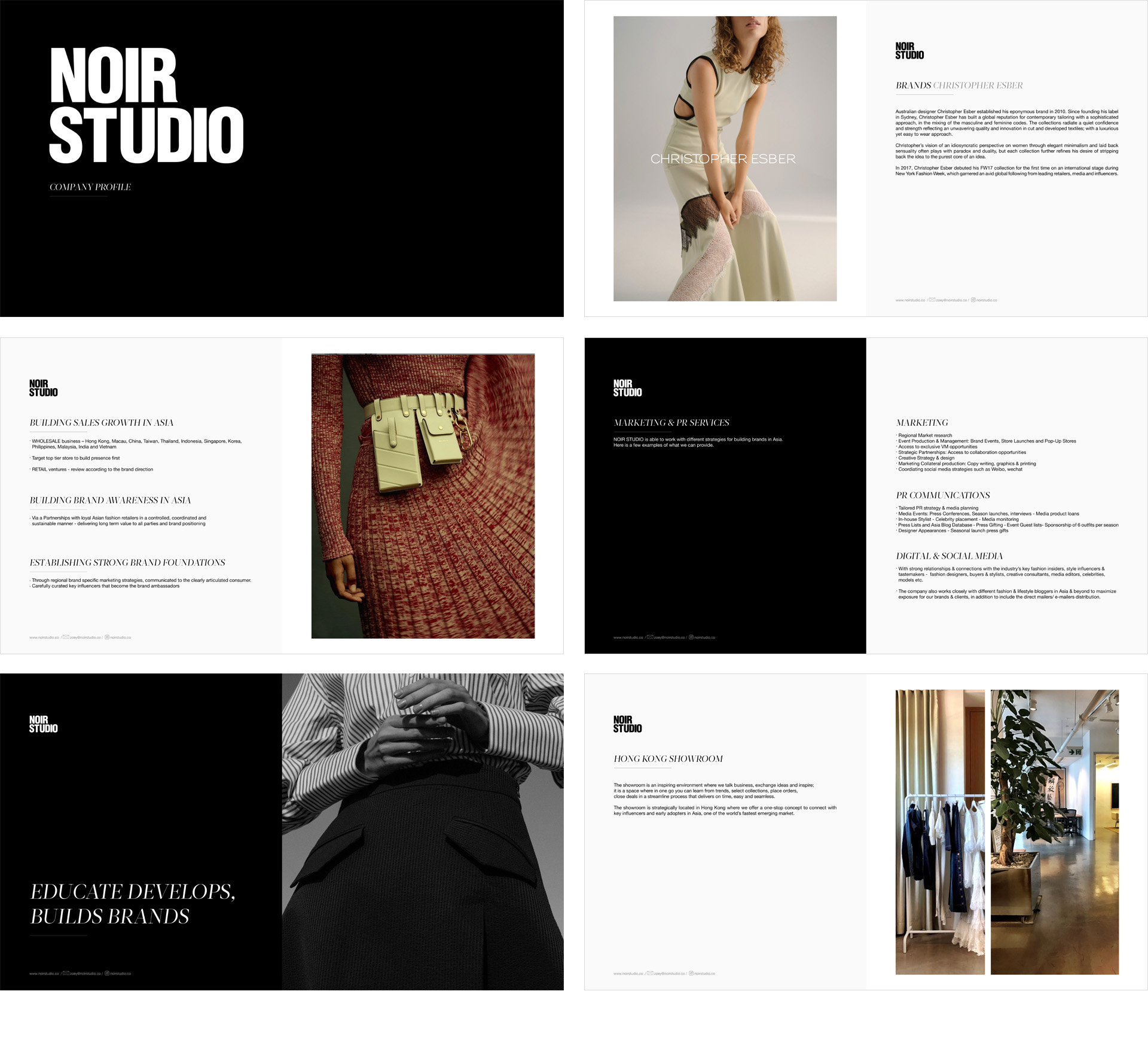 Noir Studio Company profile